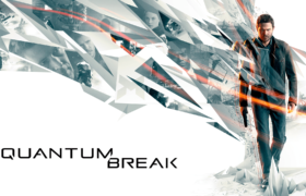 Quantum Break Artwork Cover