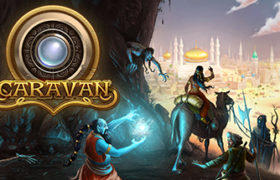 Caravan Steam Cover Key Art