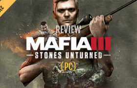 Stones Unturned Mafia 3 DLC Cover