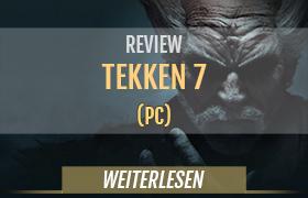 Tekken 7 Review Thumbnail