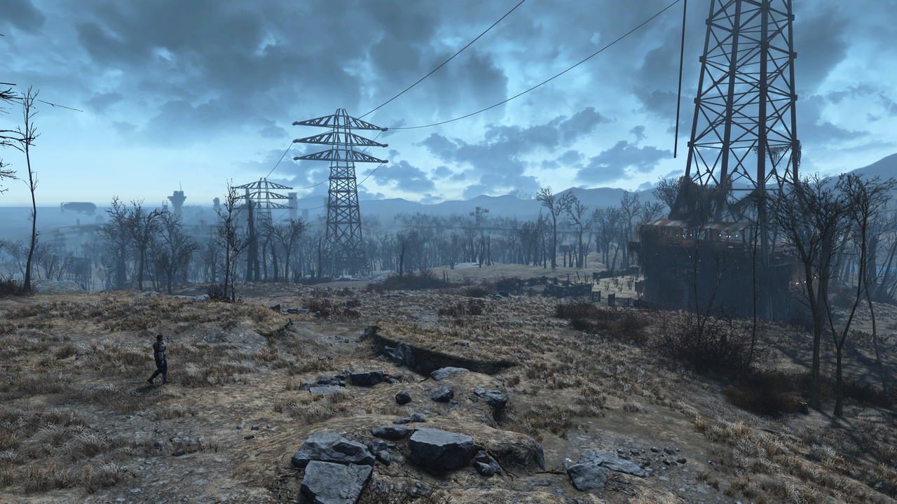 Fallout 4 Wastelands