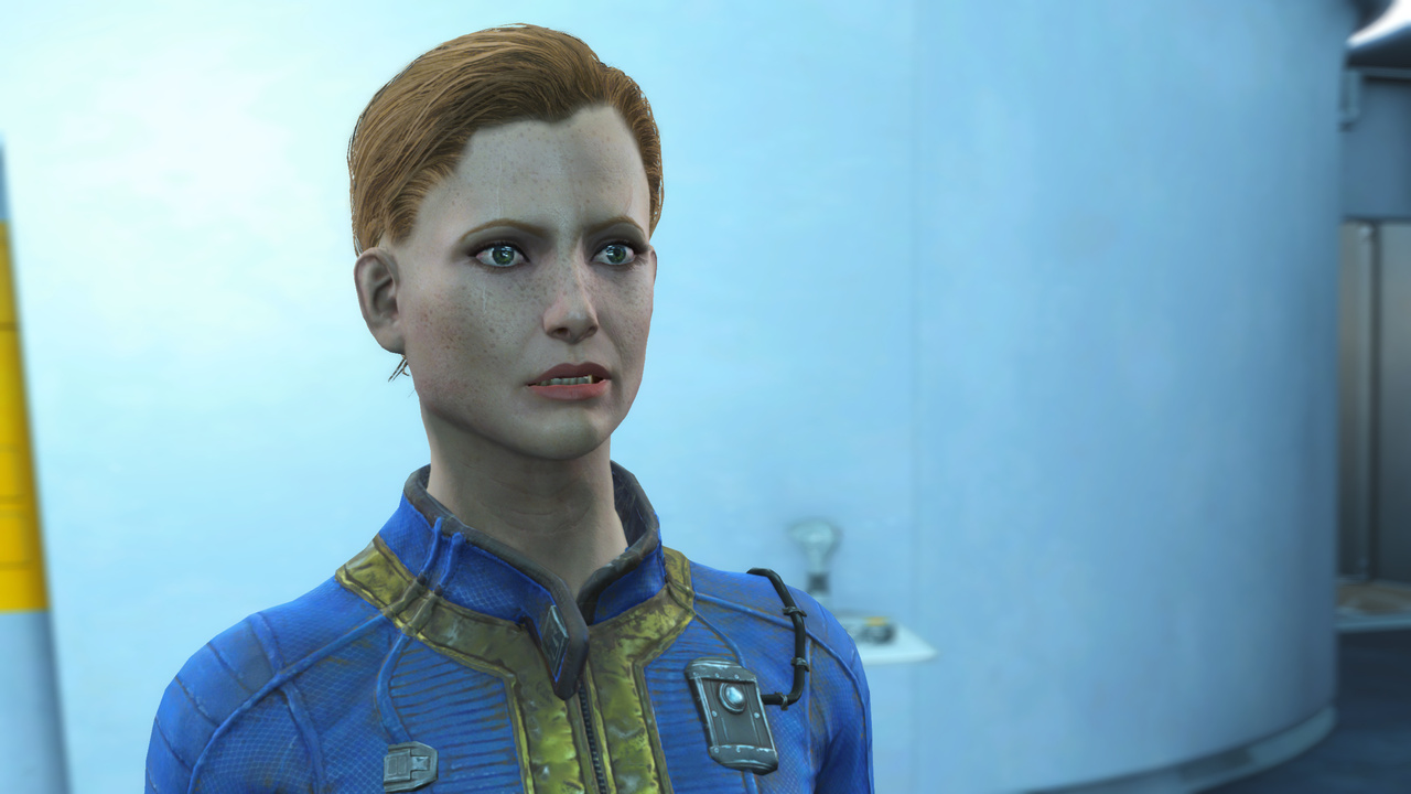 Fallout 4 Visible Emotions