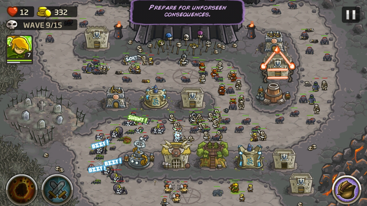 Kingdom Rush Last Campaign Mission