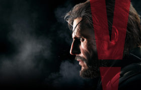 MGS V Cover Banner