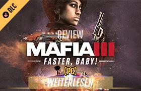Mafia 3 Faster, baby Story DLC