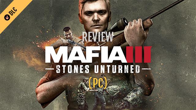 Stones Unturned Mafia 3 DLC Cover