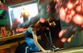 Sunset Overdrive 4k Walter Motion Blur Female Hero